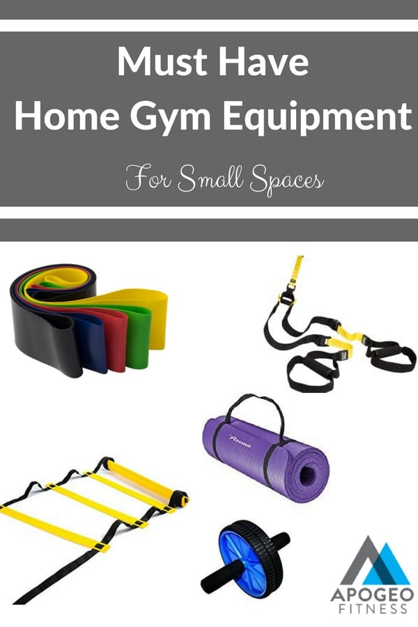 Need home gym ideas for small spaces? Check out this guide to the Must Have Home Gym Equipment. You'll know what to get without breaking the bank.